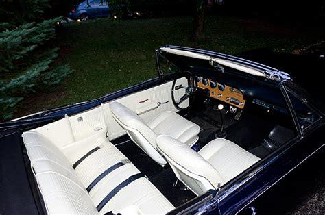 Interior Your Home 1966 pontiac gto convertible rm restoration