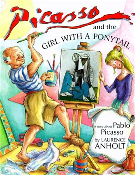 picasso paintings the with the ponytail october book list let s explore