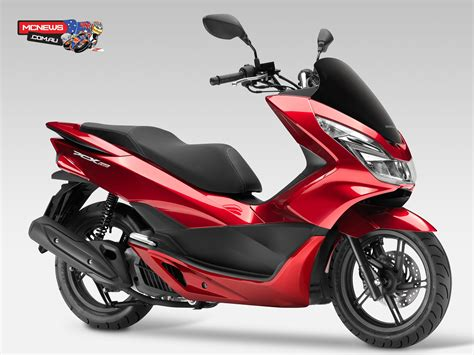 Pcx 2018 Vermelha by Honda Launches 2015 Spec Pcx150 Scooter