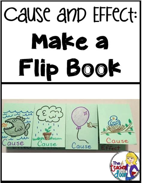 picture books to teach cause and effect elementary snapshots cause and effect using