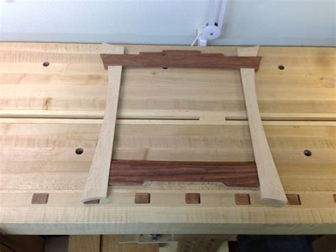 william ng woodworking the wood whisperer mirror frame wood shop