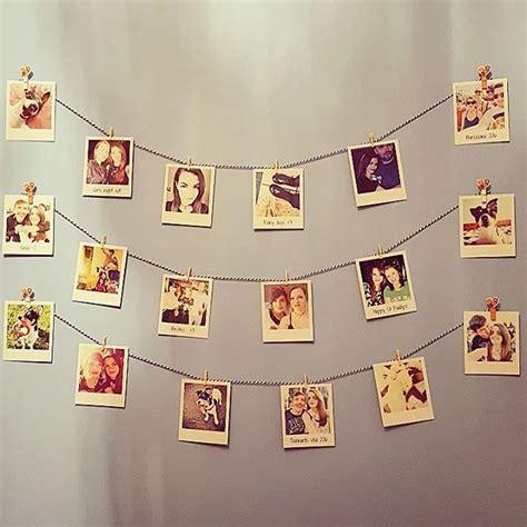 16 id 233 es d 233 co pour cr 233 er un mur photo chez vous photobox