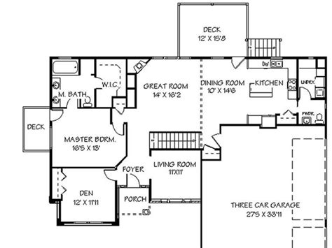 how to design floor plans house plans with steps home deco plans