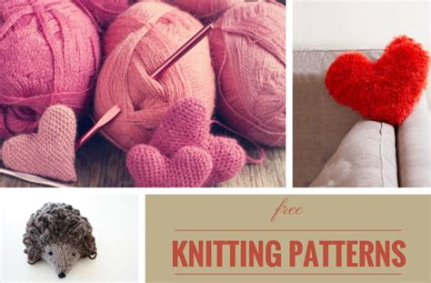 knitting for free knitting patterns goodtoknow