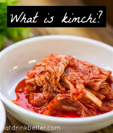 What is kimchi? My new favorite superfood trend!