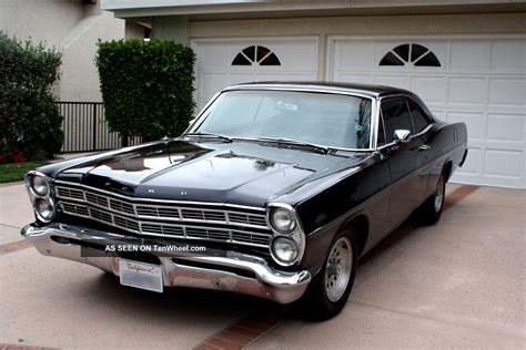 Classic Ford Cars by Ford Galaxie 1967 Classic Car