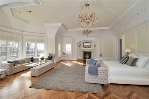 Designer Master Bedrooms new jersey s most expensive home is back on the market for