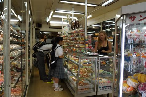 japan shop inside one of the many plastic food shops along kappabashi