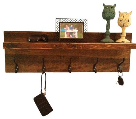 entryway shelves rustic entryway shelf and coat rack rustic display and