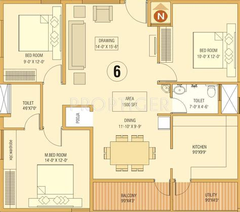 house plans 1500 sq ft floor plans for 1500 sq ft apartments