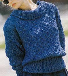 steps to knit a sweater boy shetland style chunky v neck cable pullover