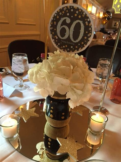 centerpieces ideas for birthday best 25 60th birthday centerpieces ideas on