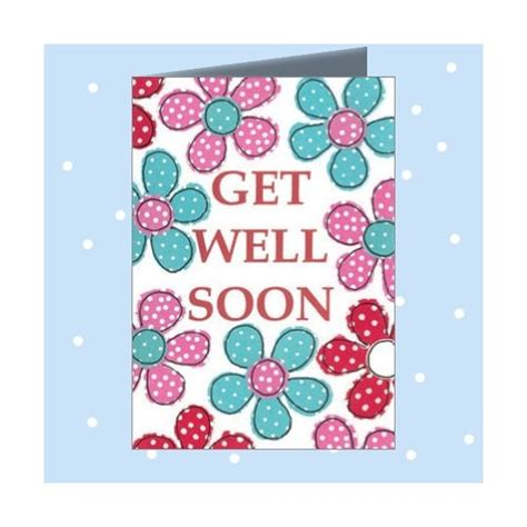 get well soon cards for to make get well soon greeting card