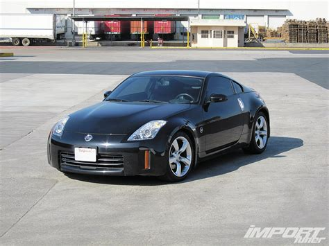 Nissan 350z 2008 by 2008 Nissan 350z Photos Informations Articles