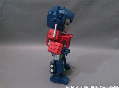 paper craft websites papercraft g1 sd optimus prime ver nadask