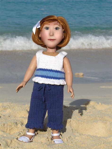 how to knit doll clothes learn to knit doll clothes