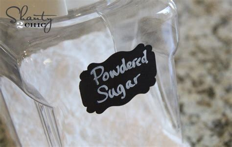 diy chalkboard labels diy labels chalkboard labels for the pantry shanty 2 chic