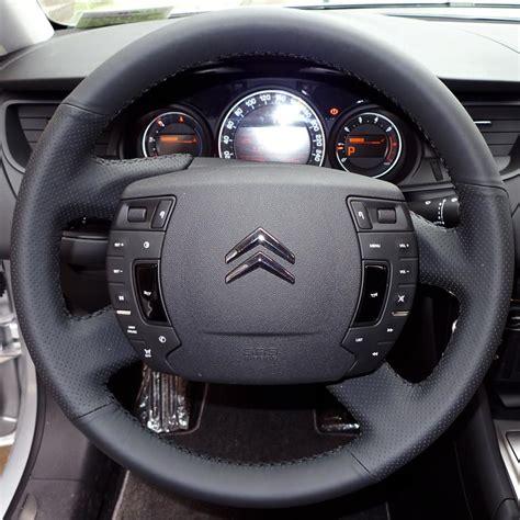 Citroen Steering Wheel by Steering Wheel Cover For Citroen C5 Model Genuine