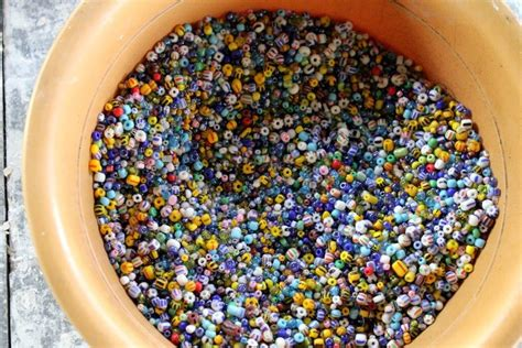 bead process where