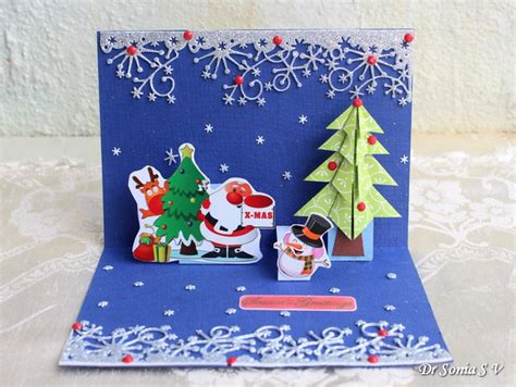 pop up cards for children to make cards crafts projects pop up tree card