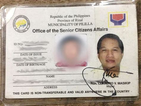 how to make senior citizen card senior citizen id with mayor s goes viral