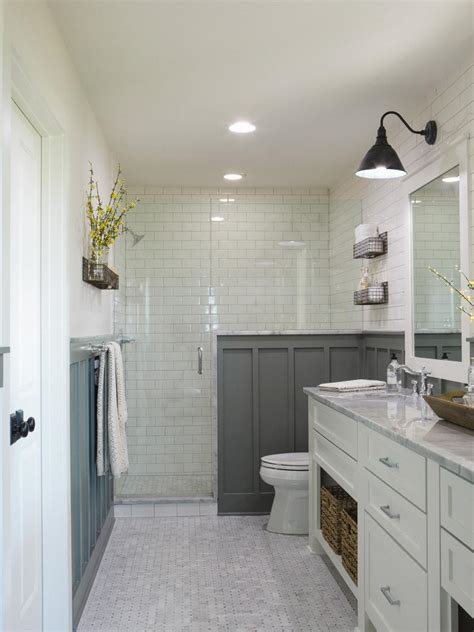 Remodeled Bathrooms Ideas fixer upper second chance at a home in the country hgtv