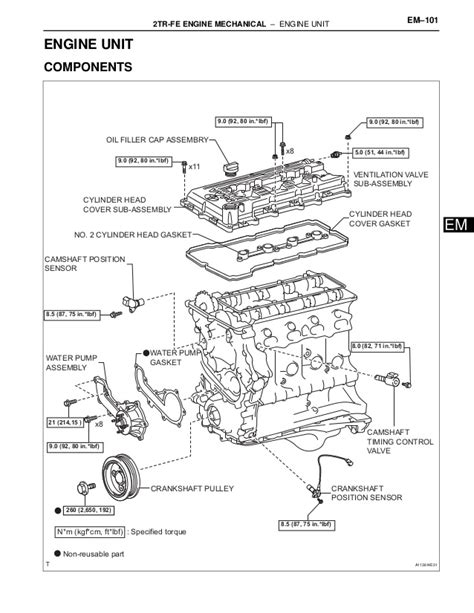 manual repair free 2007 toyota tacoma electronic throttle control 2005 toyota tacoma service repair manual