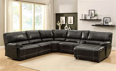 reclining sofa sectionals the best reclining leather sofa reviews leather reclining