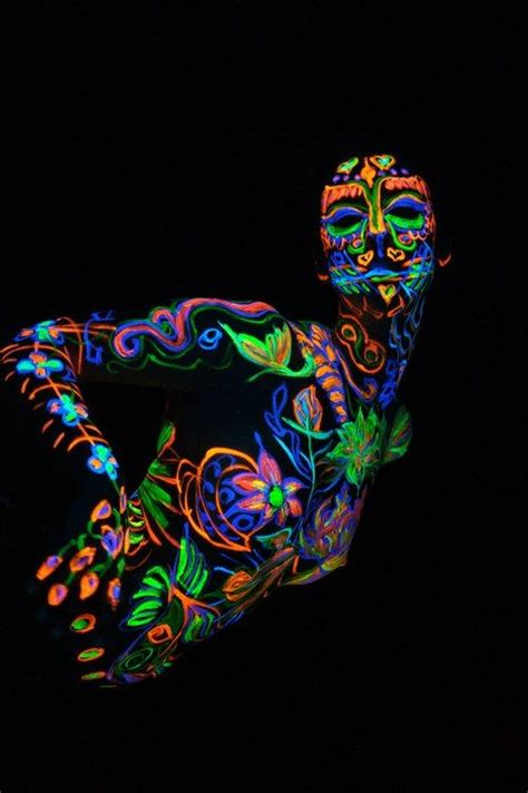 black light and glow in the paint glow in the paint xoxo black light