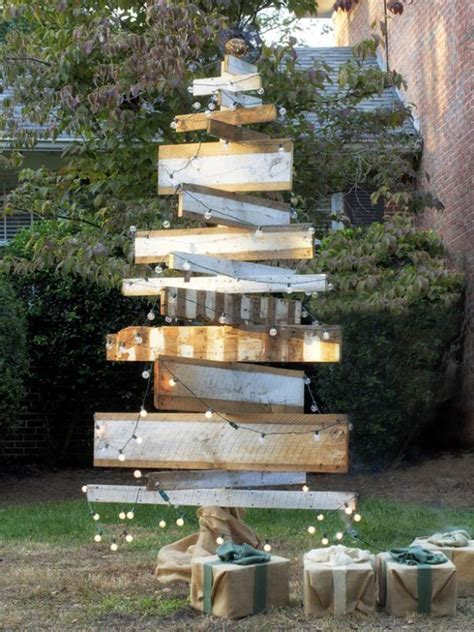 outdoor tree decorating ideas wooden tree decoration outdoor for 2015 room