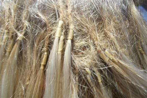 are beaded extensions bad for your hair 5 warning signs of bad hair extensions