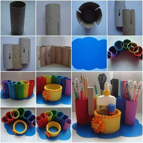 crafts ideas here are 25 easy handmade home craft ideas part 1