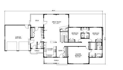 ranch style floor plan cr2880 floor plan unique ranch house plans awesome