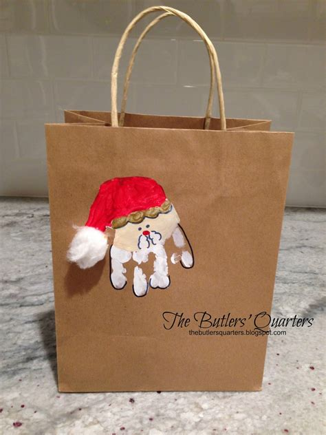 diy gift bags the butlers quarters diy gift bags and