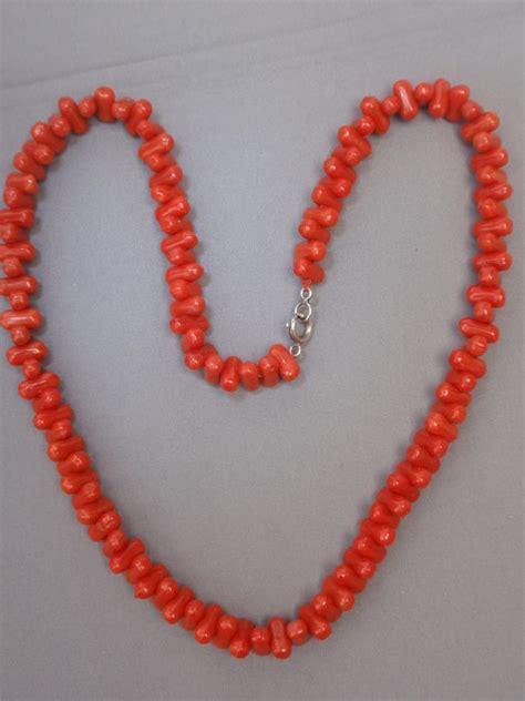 precious coral necklace with precious coral catawiki