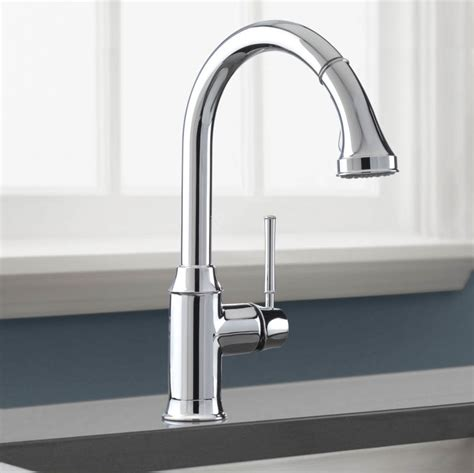 kitchen faucets hansgrohe faucet 04215000 in chrome by hansgrohe