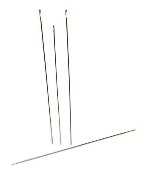 beading needle size chart prym gold eye beading needles jaycotts co uk sewing