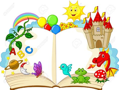 picture book story open storybook clipart bbcpersian7 collections