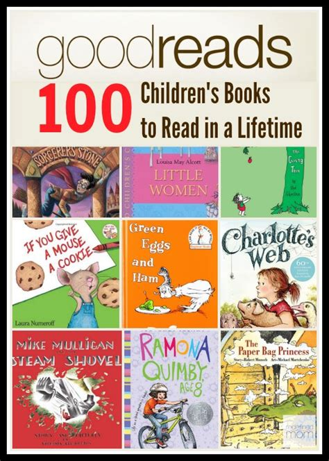 100 picture books goodreads 100 best children books to read in a lifetime
