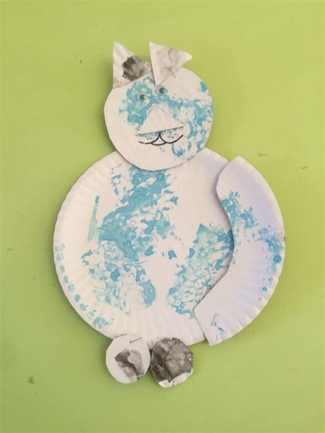cat paper plate craft 17 best images about pets on medicine paper