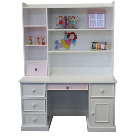 kid desk with hutch student desk with hutch by maxtrix