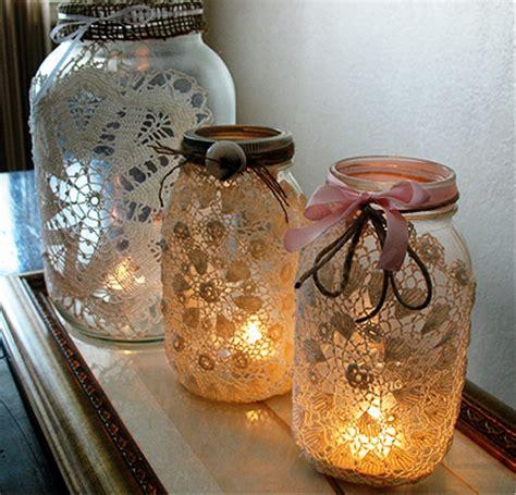 glass jar crafts for 15 glass jars creative ideas modern magazin