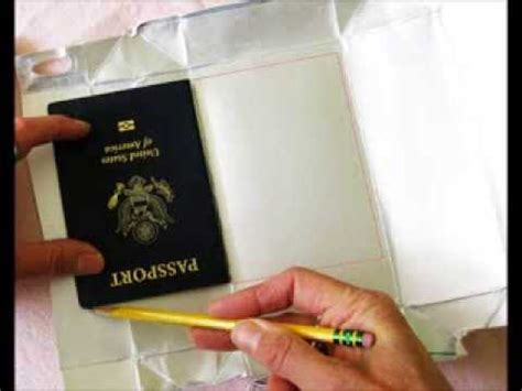how to make card sleeves diy rfid blocker sleeves for cards and passports