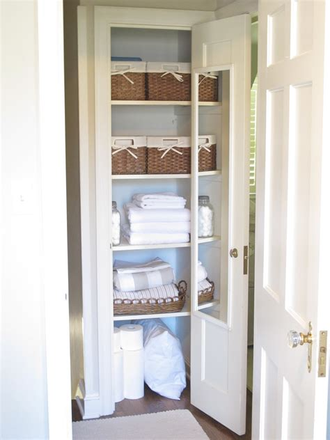 bathroom and closet designs steffens hobick my linen quot closets quot creative linen storage in our small house