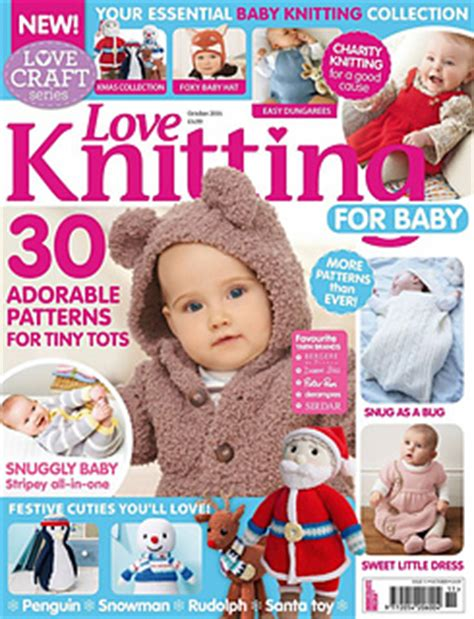 baby knitting magazine ravelry knitting for baby october 2014 patterns