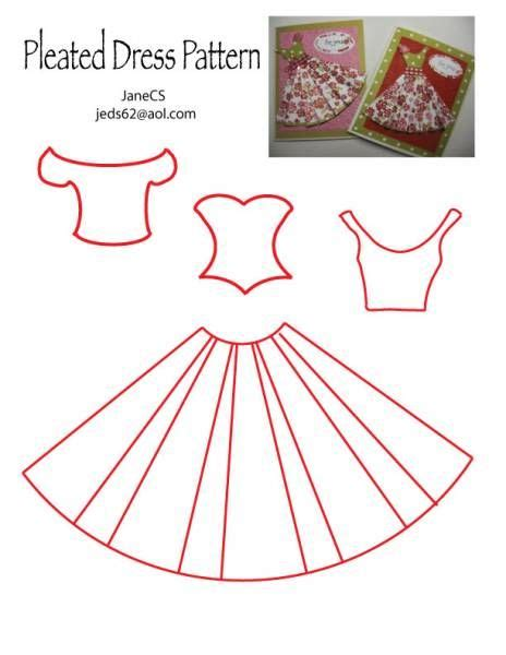 dress template for card 25 best ideas about dress card on cards diy