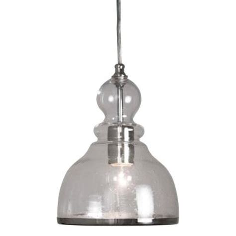 home depot pendant lights home decorators collection 1 light polished nickel ceiling