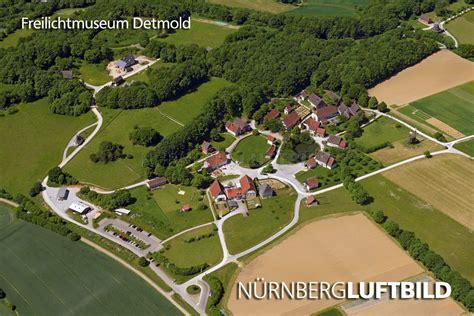Der Garten Detmold by Freilichtmuseum Detmold Luftaufnahme