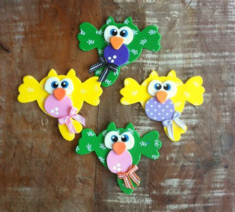 foam board craft projects foam owl craft ideas 4 171 funnycrafts