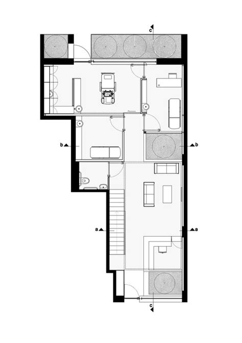 dental clinic floor plan design dental clinic in oporto paulo merlini archdaily